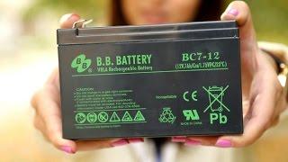 Аккумулятор B.B. Battery Bc 7-12(Аккумулятор B.B. Battery Bc 7-12 оптовая цена со склада . Детальнее тут http://electromotor.kiev.ua/p/40174304-akkumulyator-bb-battery-bs-7-12/ Аккум..., 2016-10-02T06:02:46.000Z)