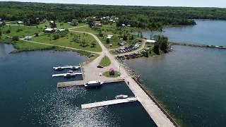 Cockburn Island, Ontario - Tolsmaville, Ontario, Canada