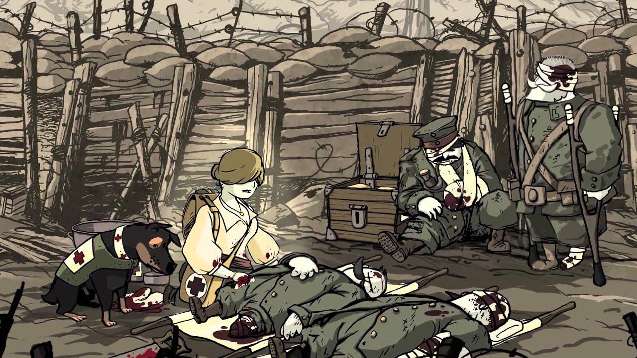 Dark Souls Animated Wallpaper Trailer Soldats Inconnus Valiant Hearts Ubisoft