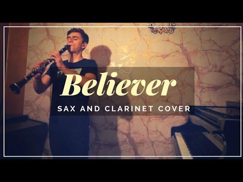BELIEVER - Imagine Dragons (Saxophone/Clarinet Cover)