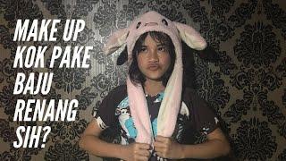 Download Mp3 Bocah Centil Makeup Tutorial Ala-ala Kondangan Pake Baju Renang?!