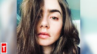 Youll Never Look At Lily Collins The Same Way After This