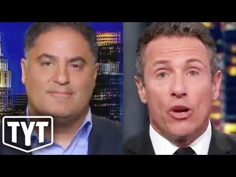Cenk's Jaw-Dropping Prediction On CNN