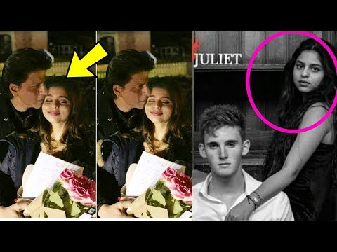 Srk Daughter Suhana Khan looking so beautiful as Juliet in a play with Dad !
