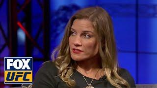 Montana Stewart and Barb Honchak break down their fights   TUF Talk