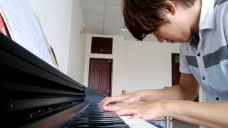 Jesus Muôn Đời //Piano Cover By An Quoc Prince