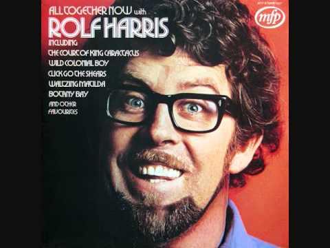 TIE ME KANGAROO DOWN SPORT―Rolf Harris