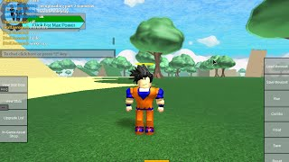 Roblox Roleplay Dragon Ball Z: Goku vs Broly