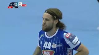 MOL-Pick Szeged - HC Motor Zaporozhye. EHF Champions League