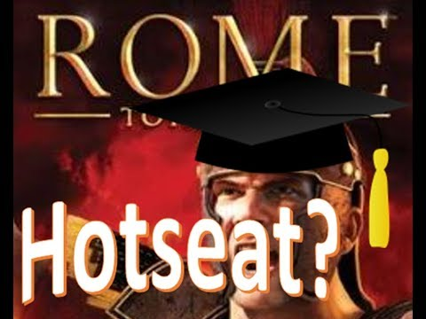 ROME TOTAL WAR MODDING: How To Play Hotseat Campaigns?