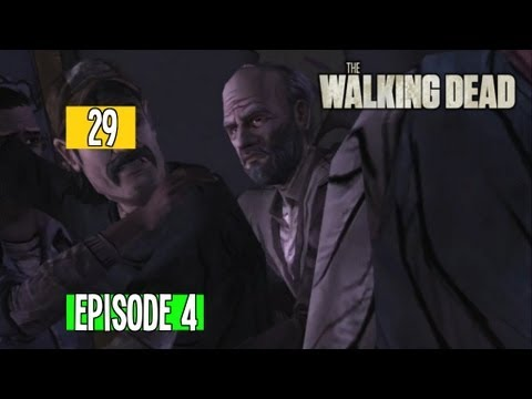 The Walking Dead Episode 4 - Part 29 Kenny Gets Angry!!