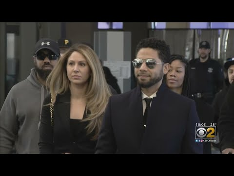 Inside The New Charges Against Jussie Smollett