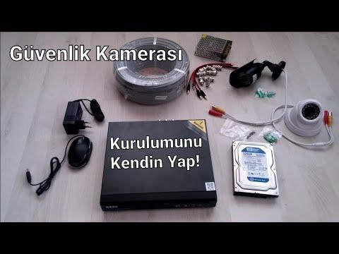 Güvenlik Kamerası Kurulumu Nasıl Yapılır? (Tüm Aşamalarıyla)