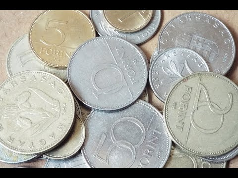 Hungarian Coin Collection (2018)