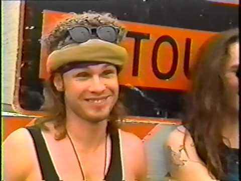 Jeff Ament and Dave Abbruzzese Interview 1992-04-30 Houston, TX