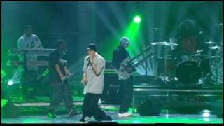 [live] Eminem - Lose Yourself (2003 Grammy award)