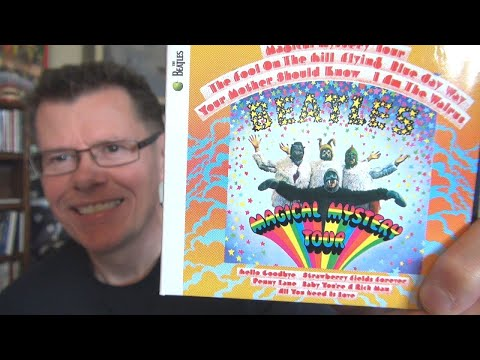The Beatles Magical Mystery Tour 2009 CD Review