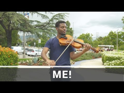 Taylor Swift | ME! (feat. Bredon Urie) | Jeremy Green | Viola Cover thumbnail