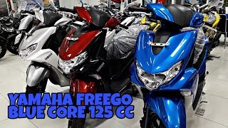 Yamaha FreeGo 125 Cc | Three Model Freego | The Amazing Matic 2018