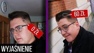 WYJAŚNIENIE AKCJI | Nie daliście się nabrać na fryzjera 0 zł