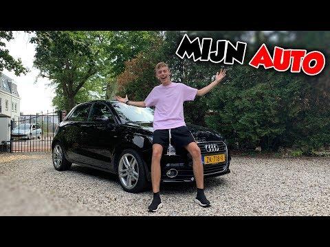 MIJN ALLER EERSTE AUTO! - Quin's Weekend #13