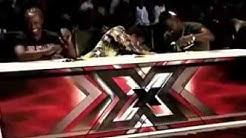 Celine Dion GOODBYE Abuja  X Factor