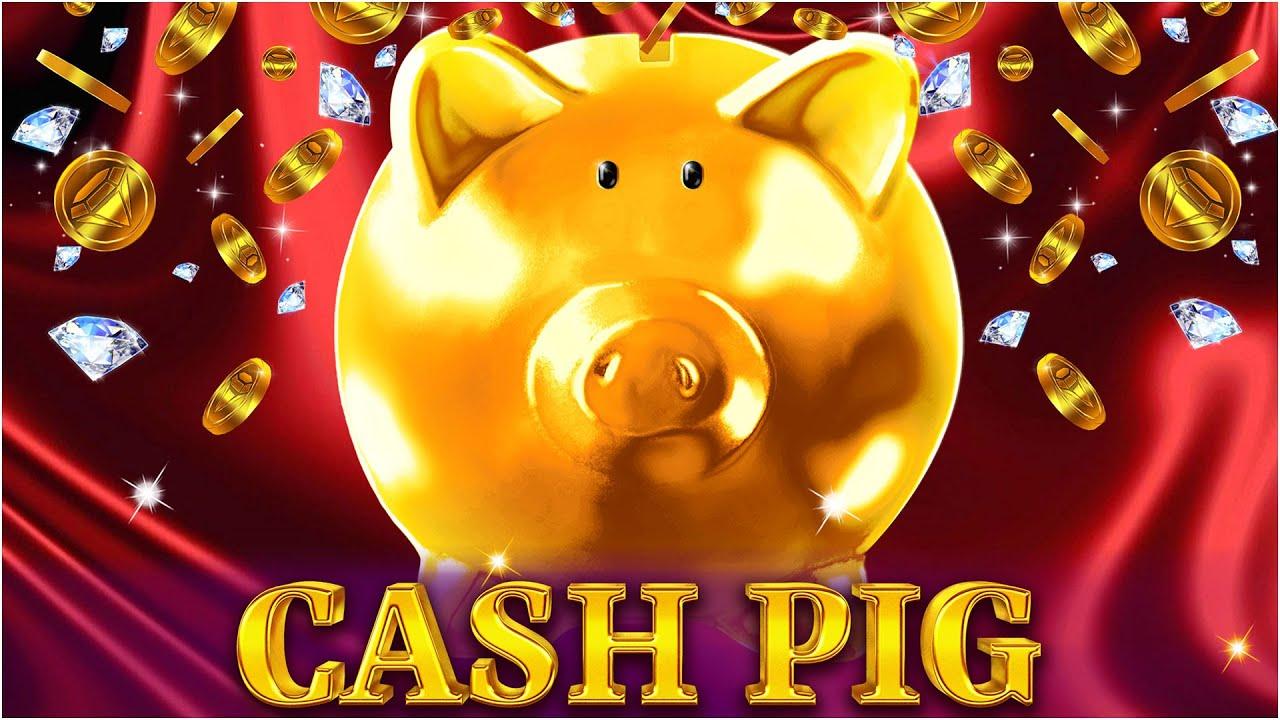 Cash Pig Slot Play Free ▷ RTP 95.1% & High Volatility video preview