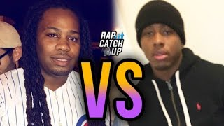 Edai VS Tay600: Instagram Beef Over Post About RondoNumbaNine & Cdai
