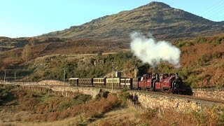 Ffestiniog & Welsh Highland Railway Photo Charters 2015 - Part One