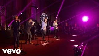 Скачать One Direction FourFiveSeconds Rihanna And Kanye West And Paul McCartney Cover In The Live Lounge