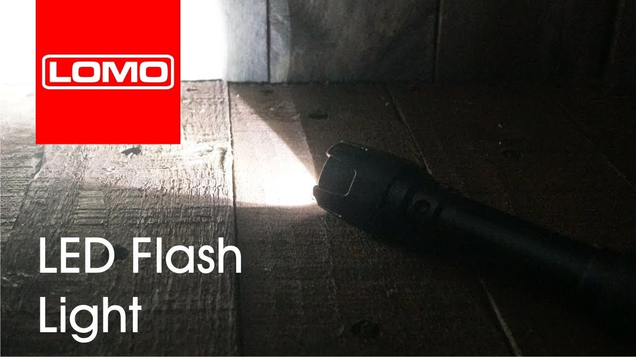 200 Lumen Lomo Led Flash Light 200 Lumen