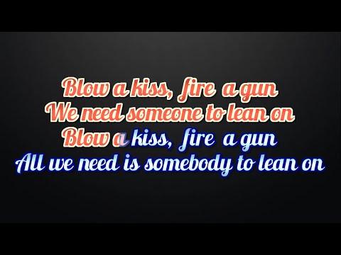 Major Lazer & DJ Snake (feat. MØ) - Lean On Lyrics And Karaoke Version