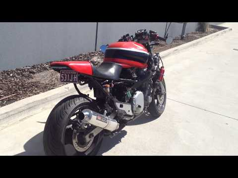 Cafe Racer Video Youtube
