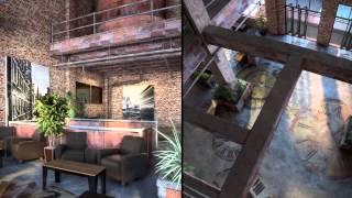 RM Designstudio RiverCenter ClockTower
