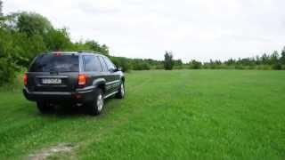 Jeep Grand Cherokee WJ/WG 4.7 H.O. exhaust smoke after oil change