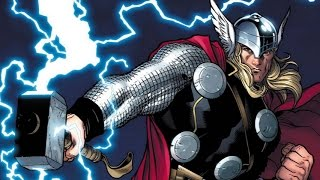 Superhero Origins Thor