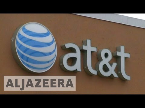 Telecom firm AT&T to buy Time Warner for $85bn