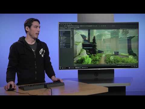 Lumberyard:  Easily Add Cloud Features to Your Game
