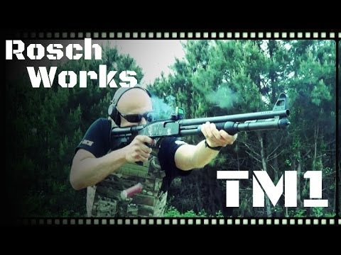Rosch Works TM1 Weapon Light Mount Review (HD)