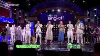 The Sing-Off China S1 Winner - Freeman (All The Performances)