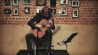 (LIVE) Ernesto Nazareth - Floraux (Arr. Pascal Proust) - Nicolas Lestoquoy