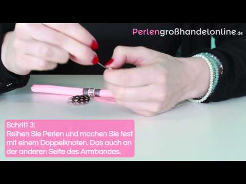 DIY: Mix & Match Armband mit Dreamz Kordel