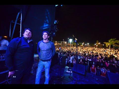 Miles de vecinos de San Fernando disfrutaron del Festival Tropical