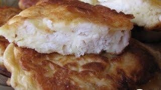 Рубленые котлеты из куриного филе без лука  Украинская кухня