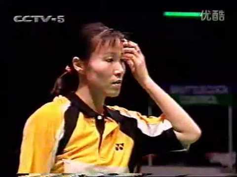 2000 All England Badminton Championship Women Double Final