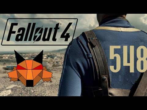 Let's Play Fallout 4 [PC/Blind/1080P/60FPS] Part 548 - D.B. Technical Second Floor