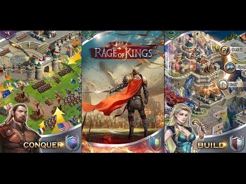 Rage of Kings Cheats, Hack, Tips, Guide & Strategies - Real Gamers
