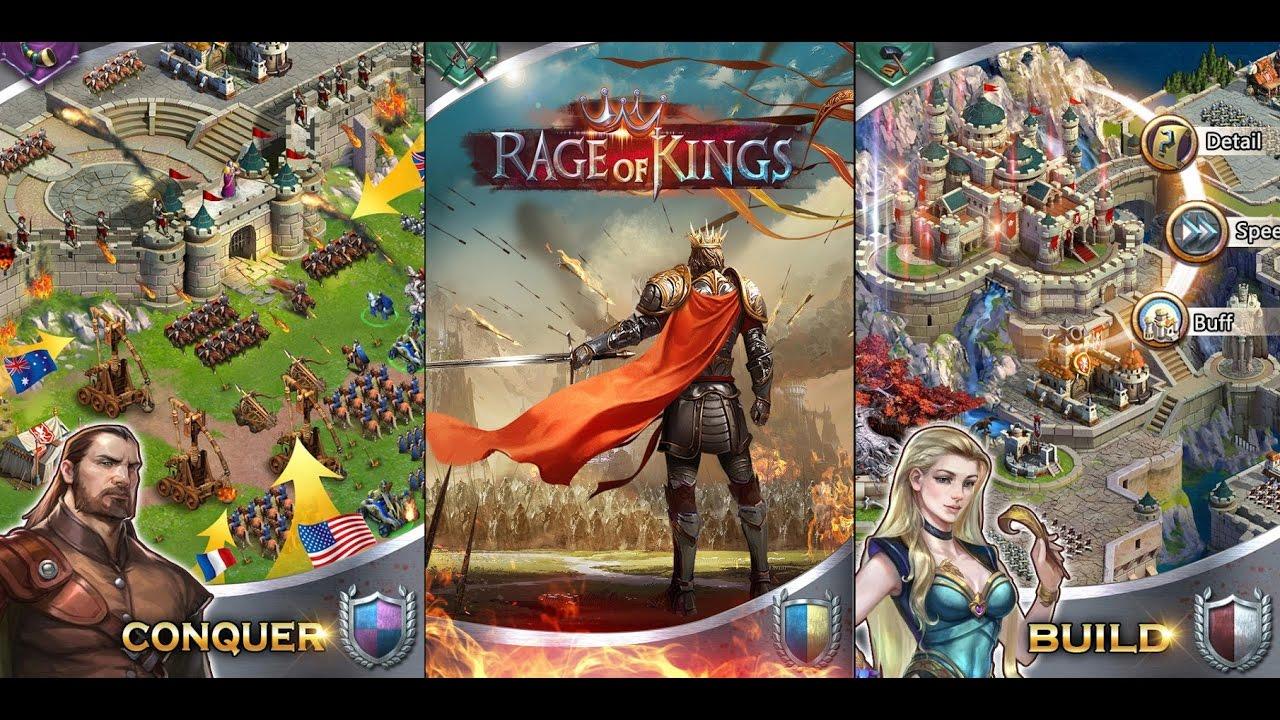 Resultado de imagen para Rage of Kings