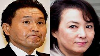 【相撲】河野景子さんも離婚を報告 元夫へ「尊敬と感謝失わず…」 元貴乃...