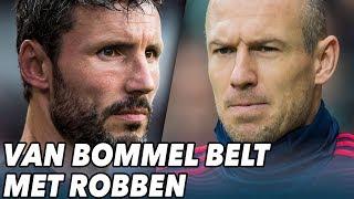 Als het aan Mark van Bommel ligt, speelt Arjen Robben komend seizoe...